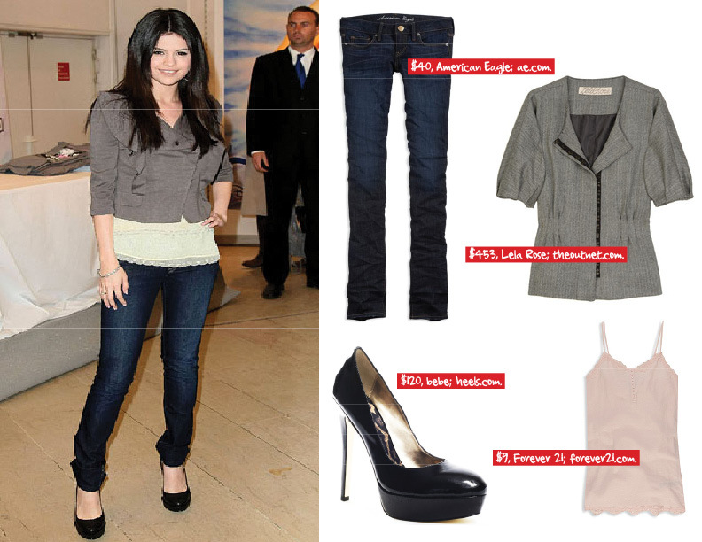 selena gomez casual fashion. house selena gomez casual